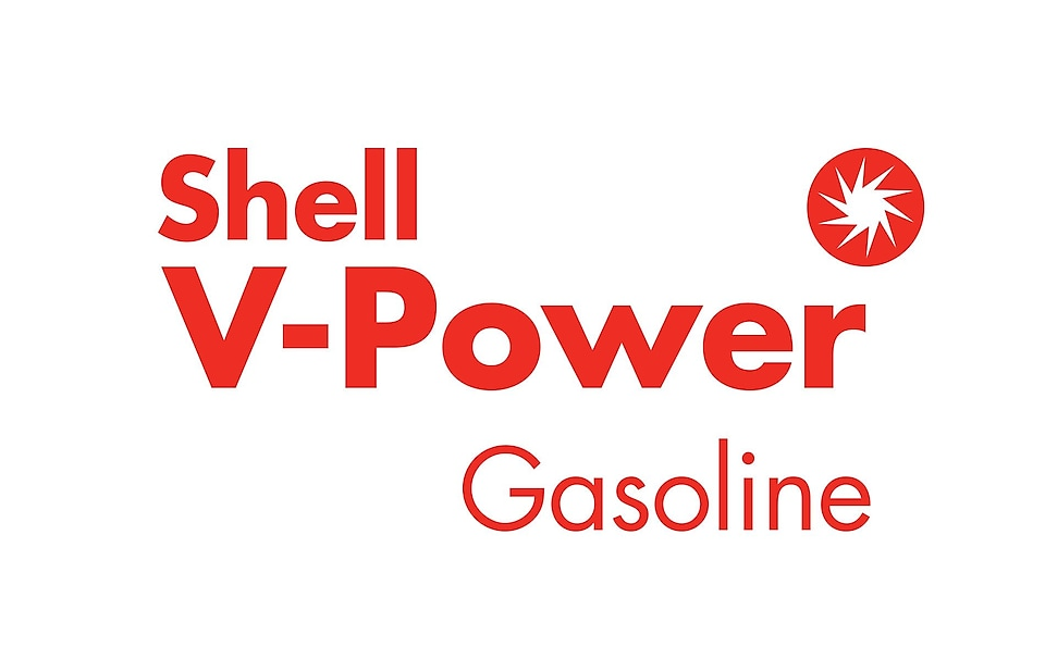 Shell v-power gasoline logo